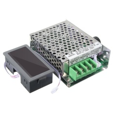 Jual Universal 30A Dc12 80V Pwm Hho Rc Motor Speed Regulator Controller Dengan Switch Intl Import