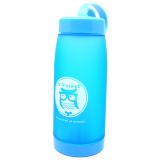 Universal Botol Minum Cute Owl Bpa Free Dengan Saringan Teh 420Ml Blue Universal Diskon 50