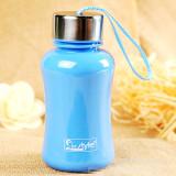 Beli Universal Botol Minum Plastik Style 290Ml Sm 8421 Blue Murah