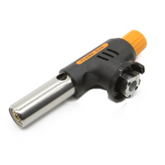 Toko Universal China Ignition Gas Torch Flame Gun Lighter Tool Gray Universal China