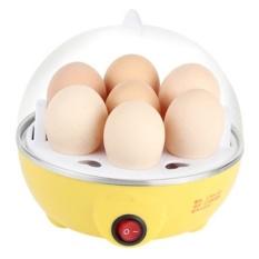 Jual Universal Electric Egg Cooker Boiler Alat Rebus Telur Kuning Lengkap