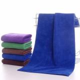 Jual Beli Universal Handuk Microfiber Quickdry Towel 35 X 75 Cm Blue