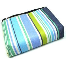 Tips Beli Universal Karpet Piknik Alas Tidur Outdoor Waterproof 150 X 200Cm Blue Yang Bagus