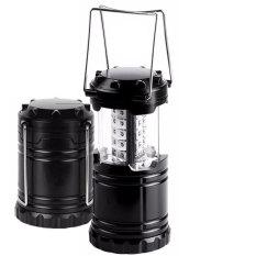 Tips Beli Universal Lampu Lentera Camping Lantern 30 Led Water Resistant Black