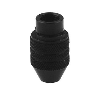 Universal Multi Usapan Tanpa Kunci Bor Usapan For Dremel Putaran Alat 0.3-3.2mm Lebih