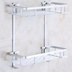 Jual Universal Rak Toilet Dinding Aluminium Baru