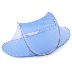 Spesifikasi Universal Ranjang Bayi Net Anti Nyamuk 2 Tahun Blue Yang Bagus
