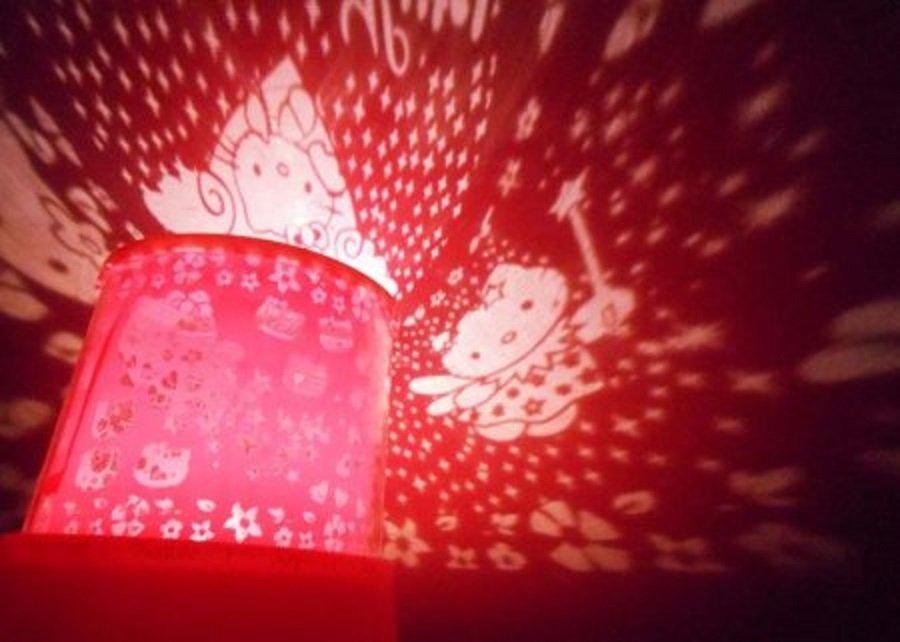 Universal Star Master Lampu Hias Kamar Tidur Master Projector Lamp HK