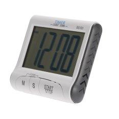 Toko Universal Timer Masak Dapur Lcd Digital Display Alarm White Di Dki Jakarta