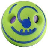 Spesifikasi Universal Wobble Wag Giggle Pet Toys Nebi542 Mainan Anjing Hijau Hitam Baru