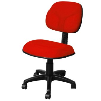 Uno Office Chair Milan G - Merah U-1 - Khusus Jabodetabek