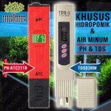 Urbangarden High Quality Ph Meter Set Ph Atc211R Tds 3Pro Tds Temp Meter Hidroponik Pengukur Air Dan Nutrisi Hidroponik Terbaru