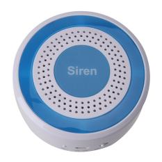 Kami Pasang Wireless Kolam Sorot Cahaya Sirene Aman untuk GSM Alarm Rumah Sistem 433 MHZ-Internasional