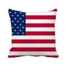 Amerika Serikat Nasional Bendera Amerika Utara Negara Bantal Bantal Sarung Bantal Sofa Rumah Dekorasi Hadiah-Internasional