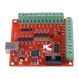 Spesifikasi Usb Mach3 100 Khz Motion Controller Card Breakout Board Untuk Cnc Engraving 4 Axes Intl