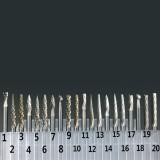 Beli Berguna Satu Set Baja Tungsten Karbida Burr Die Grinder Drill Bits Alat Putar Internasional Dengan Kartu Kredit