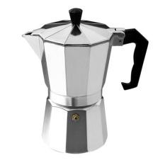 Jual Beli Ustore Aluminium 8 Sudut Moka Espresso Cup Continental Moka Pot Perkolator 3Cup Keperakan Di Tiongkok