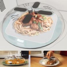 Beli Barang Ustore Aman Dapur Microwave Splash Cover Anti Sputtering Microwave Hover Cover Intl Online