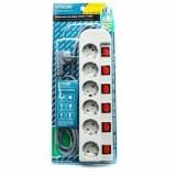 Harga Uticon Stop Kontak Kabel 6Lubang St1682Sw Stpk 6Lb 6Sw Seken
