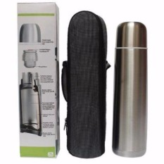 Promo Toko Vacuum Flask Thermos Air Stainless Steel Q2 6100 1 Liter