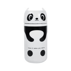 Beli Termos Stainless Steel Dipecahkan Panda Botol Gelas Kopi International Secara Angsuran
