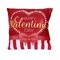 Cuci Gudang Hari Valentine Cetak Bantal Kasus Polyester Sofa Mobil Bantal Penutup Dekorasi Rumah Internasional