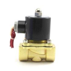 Spesifikasi Vanker 220 V Katup Solenoid Listrik Air Gas Minyak Pneumatik Biasanya Ditutup Bagus