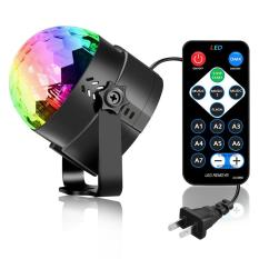 VEECOME LAMPU Lampu LED RGB Sound Activated Lamp Mesin Karaoke Strobe Dance Light Disco DJ Ball Lights Keterangan: AS Peraturan