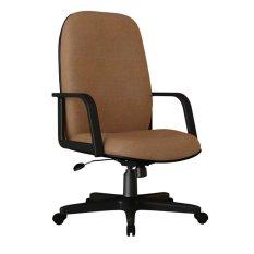 Verona Chair Kursi Kantor Murah Type Standard KS-250-HK Kain 01pc - Coklat