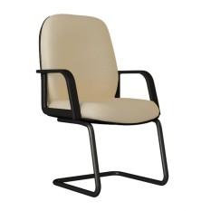 Verona Chair Kursi Kantor Murah Type Standart KH-500-HK Kain 01pc - Coklat