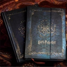 Jual Versi Vintage Harry Potter Diary Schedule Planner Travel Notebook Intl Oem Asli
