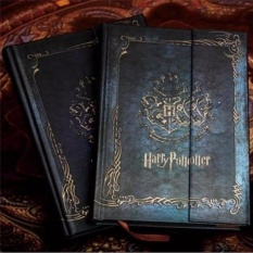 Jual Beli Versi Vintage Harry Potter Diary Schedule Planner Travel Notebook Intl