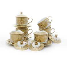Tips Beli Vicenza Cup Saucers W Cover Cry85 Gemini