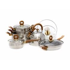 Vicenza panci set cookware V812 PROMO
