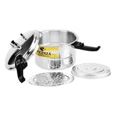 Review Vicenza Pressure Cooker Plus Steamer V424 8L Vicenza