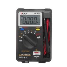 VICTOR VC921 Integrated Personal Handheld Pocket Mini Digital Multimeter Auto Range Data Hold Function - intl