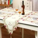 Harga Vintage Bordir Bunga Cutwork Rumbai Taplak Meja Pesta Dekorasi Pernikahan Intl Yang Murah Dan Bagus