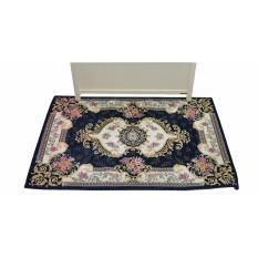 Vintage Story Carpet Classic Polyester Biru