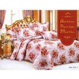 Harga Viola Bedcover Set Sprei Saleena 180 X 200 Cm Ready Stock Yang Murah