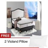 Beli Violand Felice Spring Pillow Top Free 2 Violand Pillow Baru