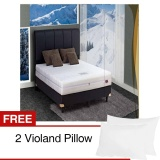 Toko Violand Lumbar Spring Support Free 2 Violand Pillow Banten