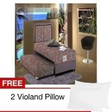 Harga Violand Olivia Kidz 2 In 1 Bed Free 2 Violand Pillow Banten