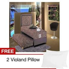 Harga Violand Olivia Kidz 2 In 1 Bed Free 2 Violand Pillow Terbaru