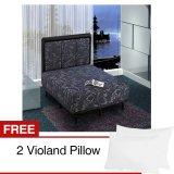 Toko Violand Unibed Set Kasur Free 2 Violand Pillow Terlengkap