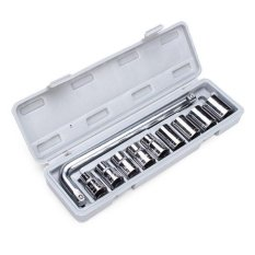 Viper Kunci Sok 10 Pcs / Kunci Sock Set 10 Pcs / Socket Wrench Set 10