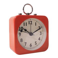Harga Vivere Desk Clock Vienna Red Vivere Baru