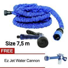 Harga Vivian Paket Cuci Motor Dan Mobil Selang Magic Hose 7 5 M Ez Jet Water Canon