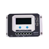 Ulasan Tentang Vs2024Au Epever 12V 24V Auto 20A Solar Controller With Lcd Display Dual Usb Solar Charge Contoller Intl