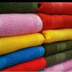 Vuvida Handuk Polos Mutia 70 X 135 Cm - Random Colour Handuk Mandi / Handuk Dewasa / Handuk Polos / Handuk Jumbo / Handuk Pantai / Handuk Souvenir / Handuk Murah By Vuvida.