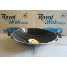 Wajan Enamel Royal Wok Maspion 40 Cm - Infnmq